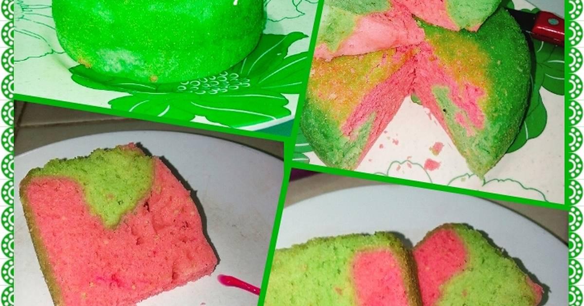 Resep Shortening Cake alias bolu mentega putih