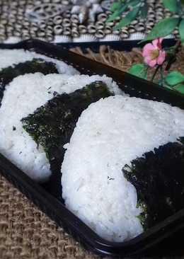 Onigiri simpel (#pr_asianfood)