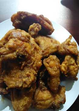 Ayam saus barbeque