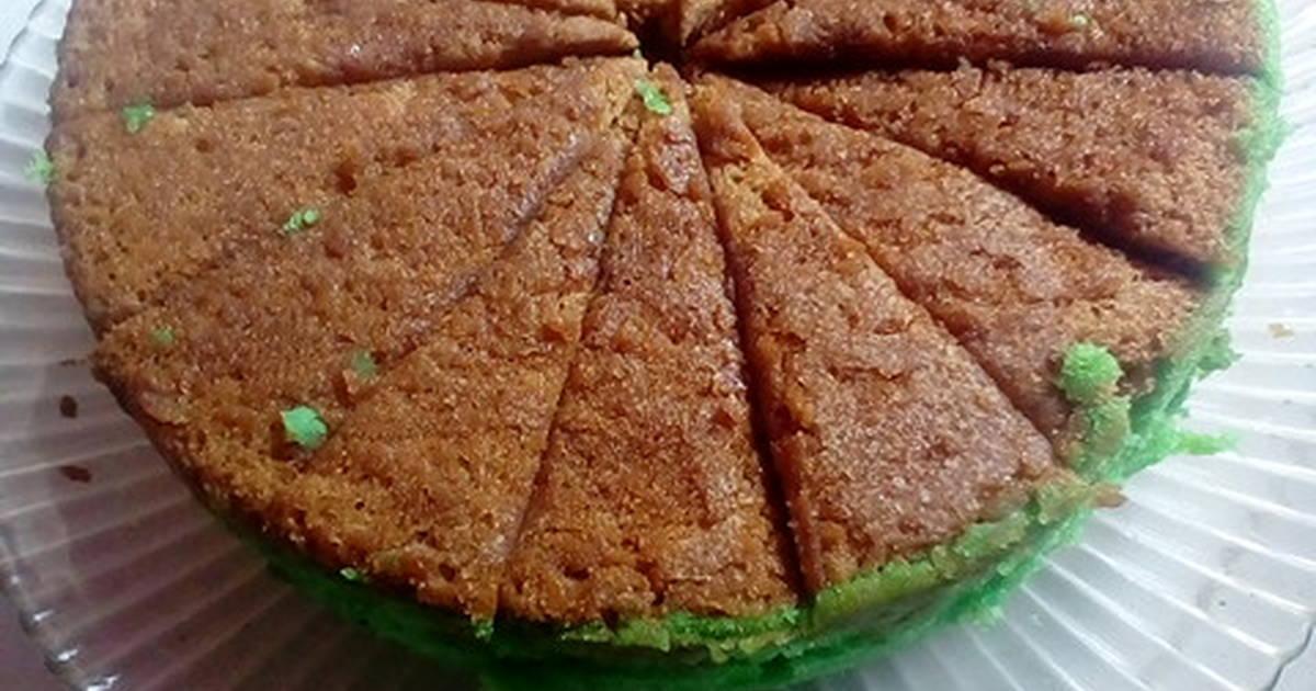 Resep Sponge Cake Jepang: 5 Resep Sponge Cake Pandan Kukus Enak Dan Sederhana