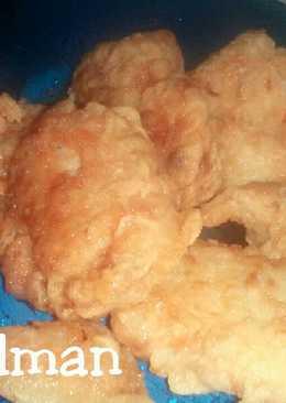 Chicken katsu (ayam fillet)