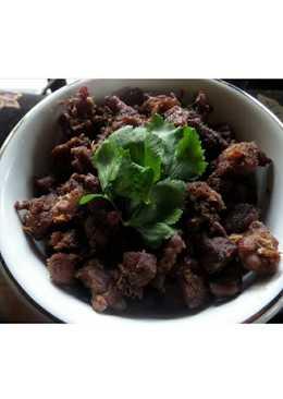 Sate daging tanpa tusuk homemade