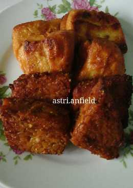 Bacem Tahu Tempe simple