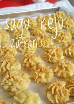 Sagu Keju (cookies sagu keju)