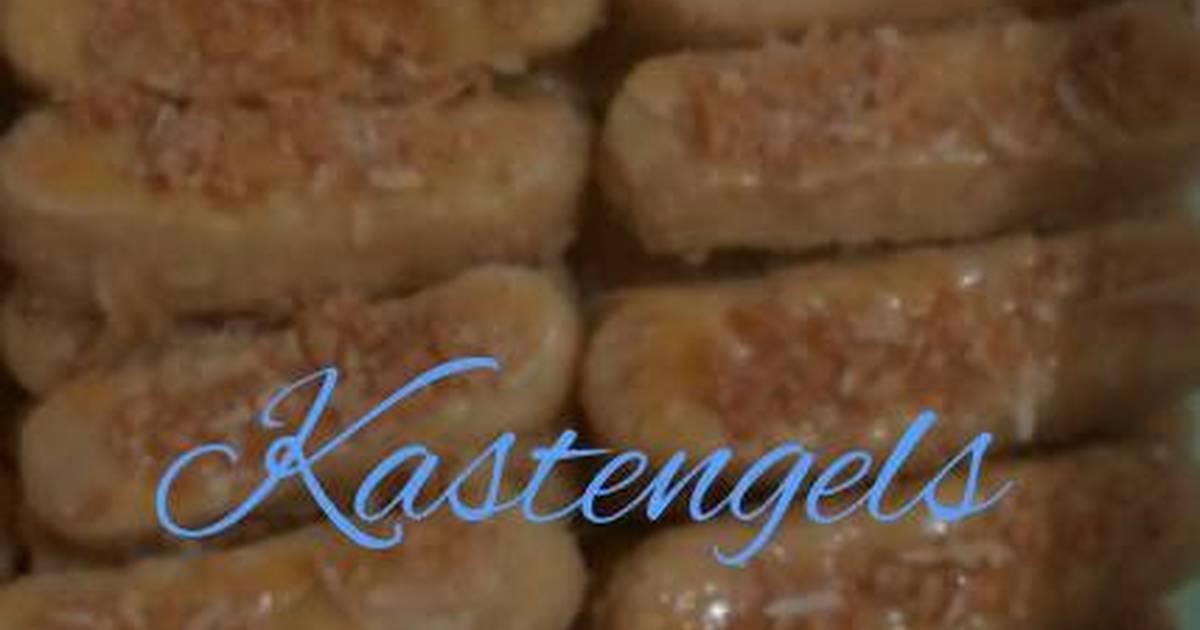 Resep Kastengels