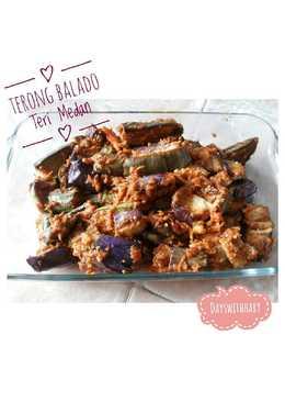 Terong Balado & Teri Medan