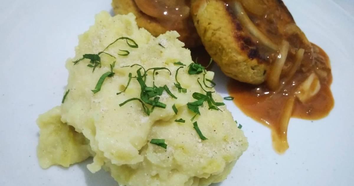 Makanan Bayi – Mashed Potatoes