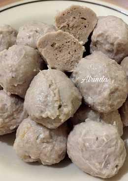 Bakso Sapi Kenyal Pakai Blender #homemadeDBest