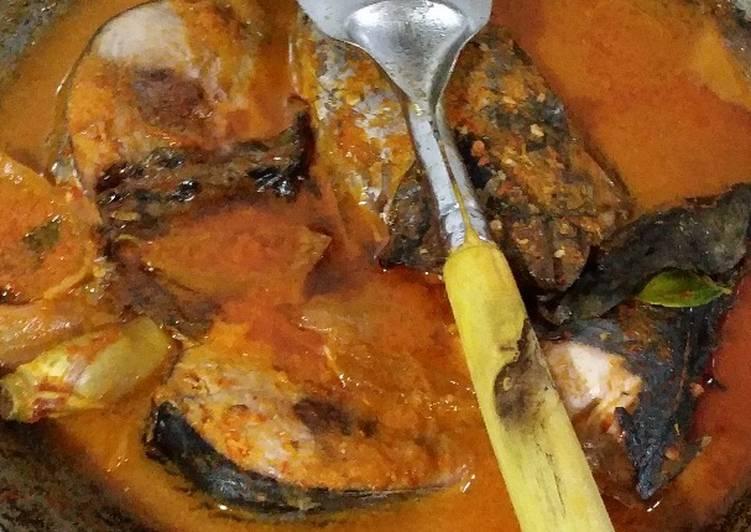 resep masak ikan tongkol segar masak memasak Resepi Singgang Ikan Bawal Putih Enak dan Mudah