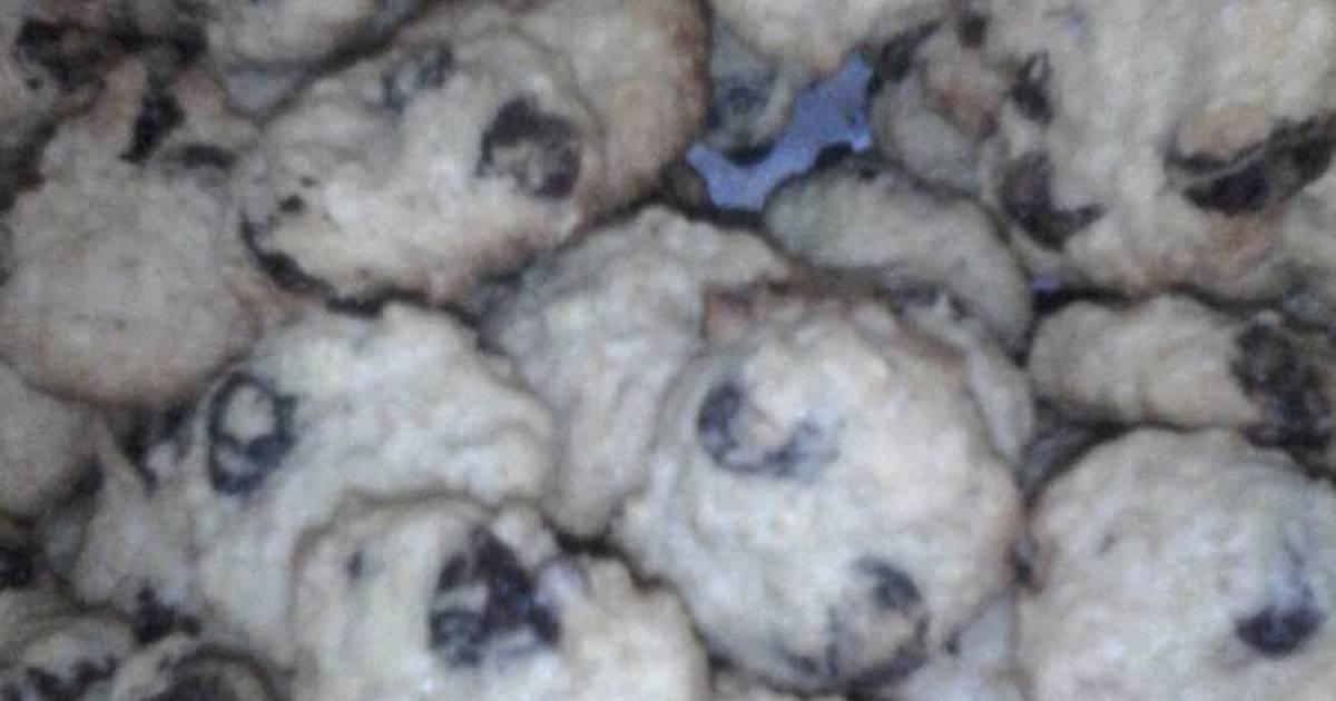 Resep Cookies Oatmeal RaisinNut