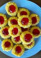 Nasberry Crumble