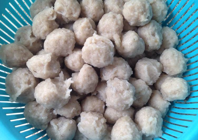 resep bakso ikan tenggiri kenyal oleh maudy fardhani cookpad rh cookpad com