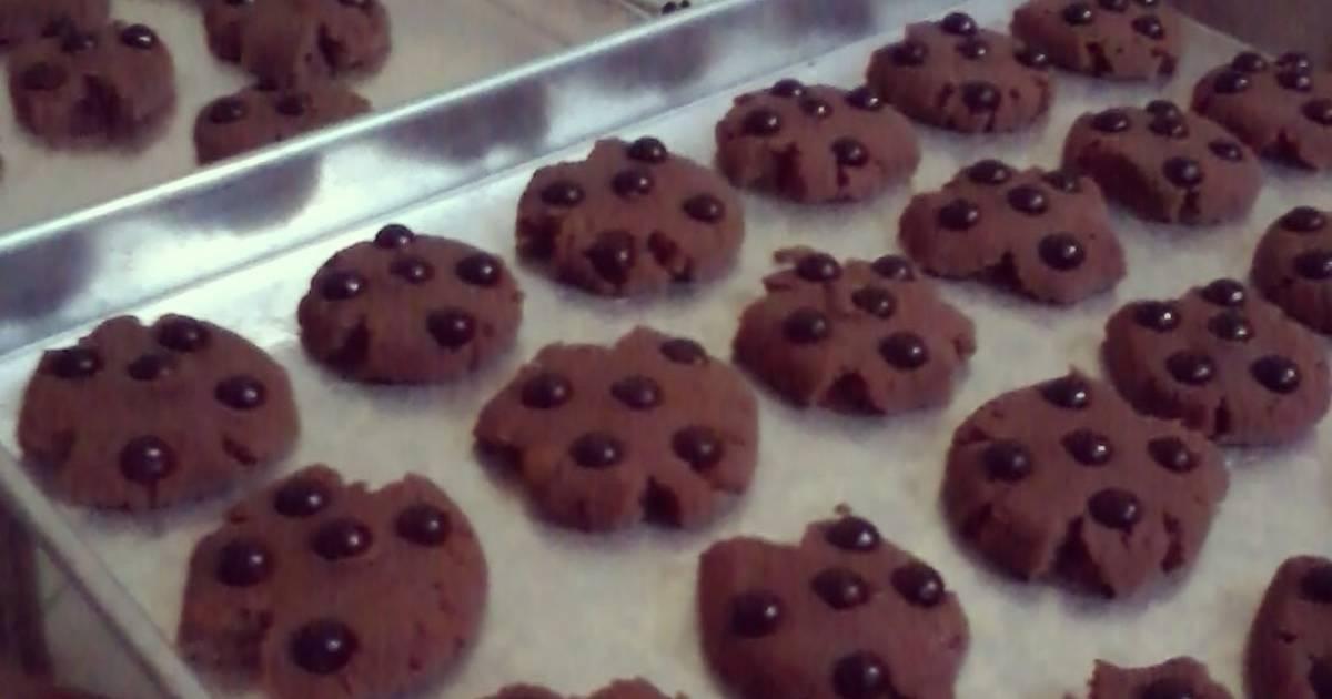 Resep Cookies Cokelat Chocochips
