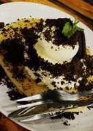 Cemilan simpel batita pancake salju tanah hitam