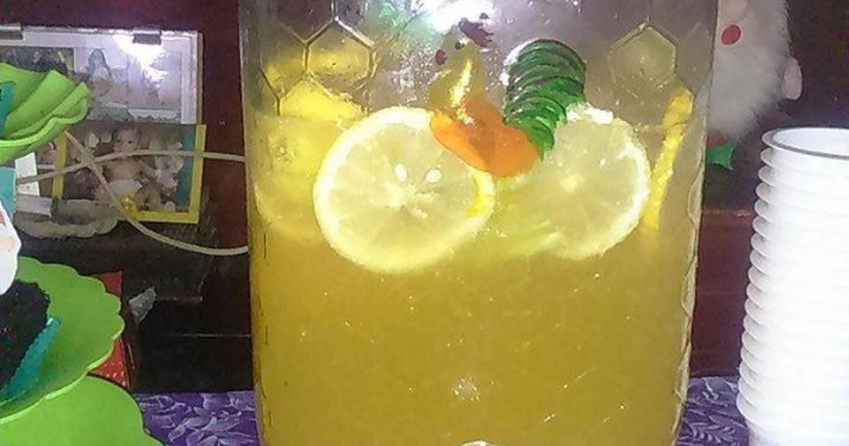 Resep Minuman Mocktail Sederhana