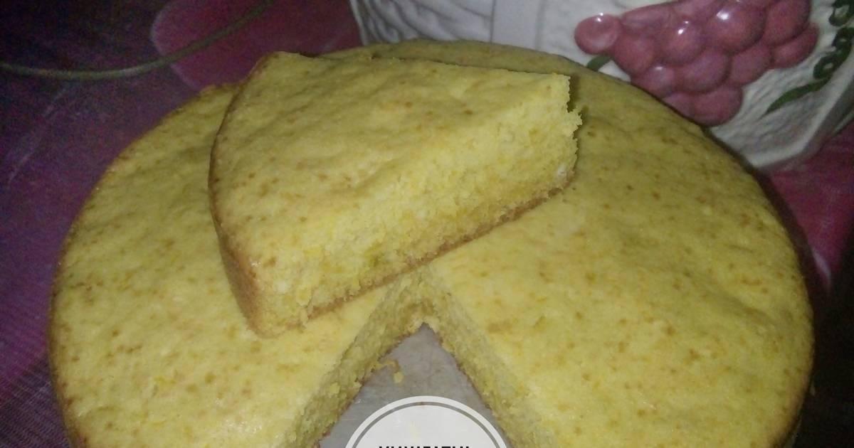 Resep Bolu Labu Kuning Panggang Super Simpel Oleh
