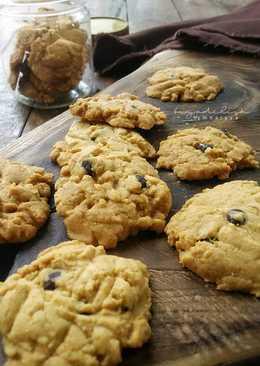 Brown Sugar Choco Chips Cookies