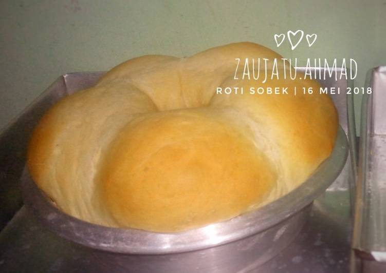 Roti sobek #BikinRamadanBerkesan
