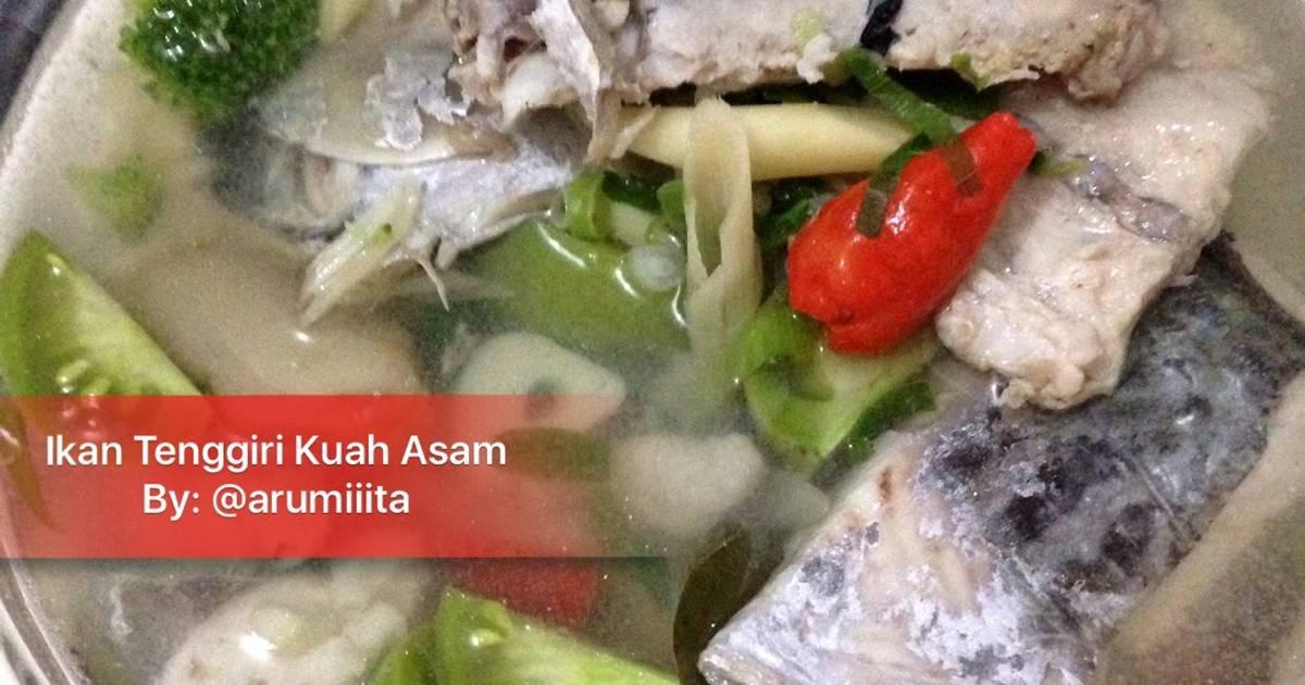 Ikan tenggiri - 1.006 resep - Cookpad