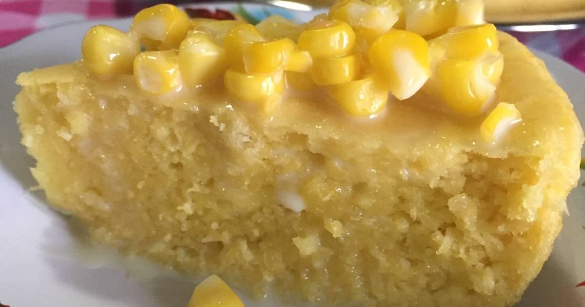 Resep Kue Bolu jagung panggang