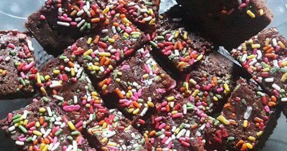 Resep bolu coklat tabur kismis
