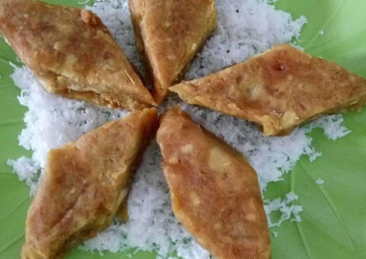Resep Getuk singkong gula merah - Widia Ningsih Liem