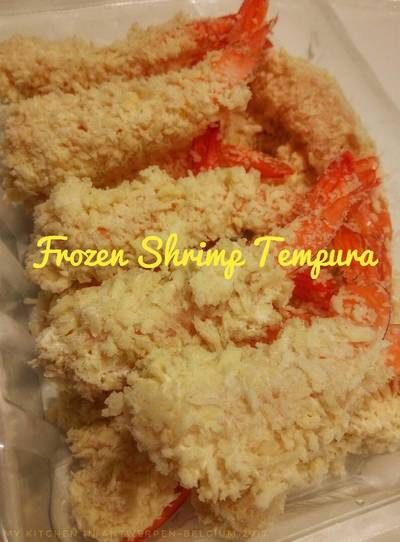 Frozen Shrimp Tempura #pr_olahanudang
