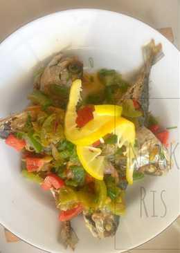 Ikan kembung dabu dabu masak #keto