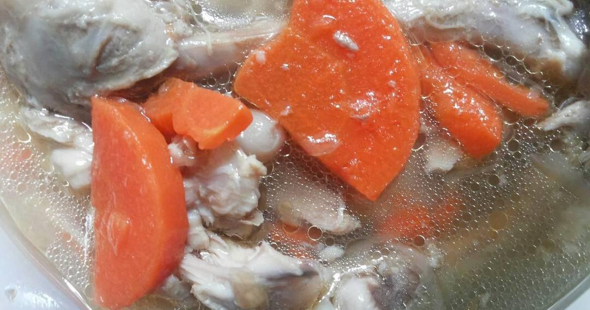 Resep Ayam Panggang Tulang Lunak