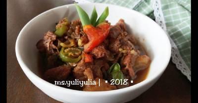 Oseng Mercon Daging Sapi #FestivalResepAsia#Indonesia#DagingSapi