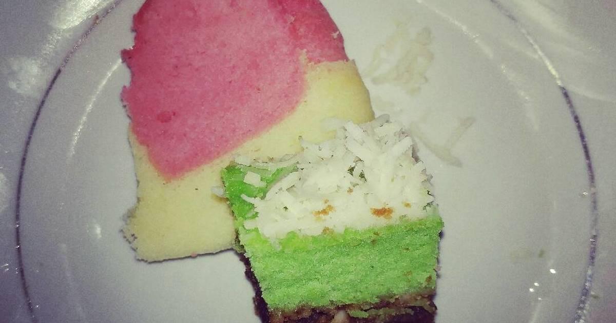 Resep Cake Kukus