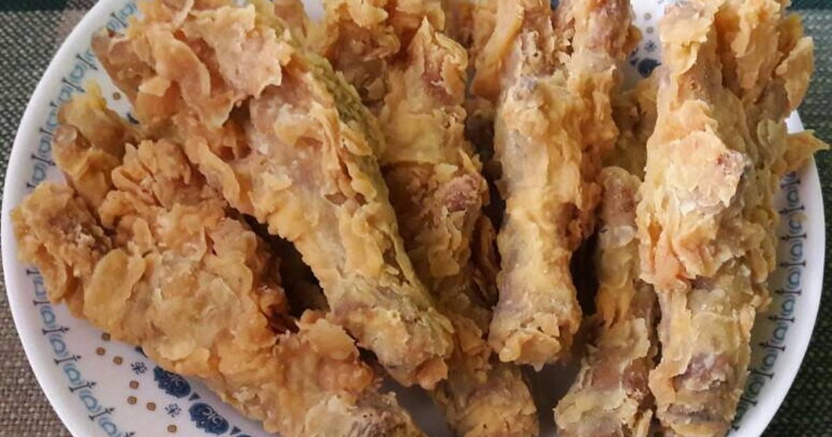 34 resep ceker crispy enak dan sederhana   cookpad