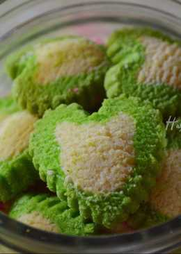 Cookies Pandan