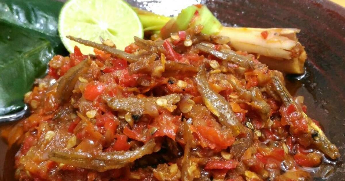Resep Sambal Terasi Enak - Resep Sambal Terasi Goreng Tomat Matang - Lihat juga resep sambel ...