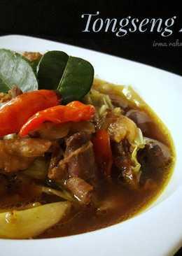 Tongseng Ayam Ala JTT #pr_adakecapmanisnya