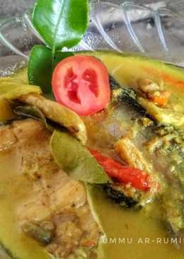 Ikan Patin Kuah Bumbu Kuning