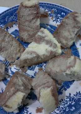 Butter Sponge cake 3 telor