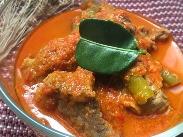 Asam Padeh Daging