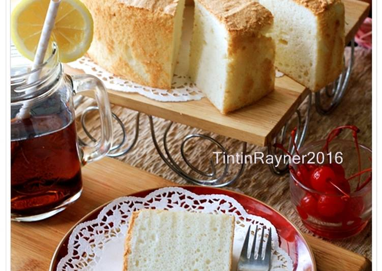 Banana Cake Recipe With Oil Joy Of Baking: Resep Angel Food Cake Versi Joy Of Baking
