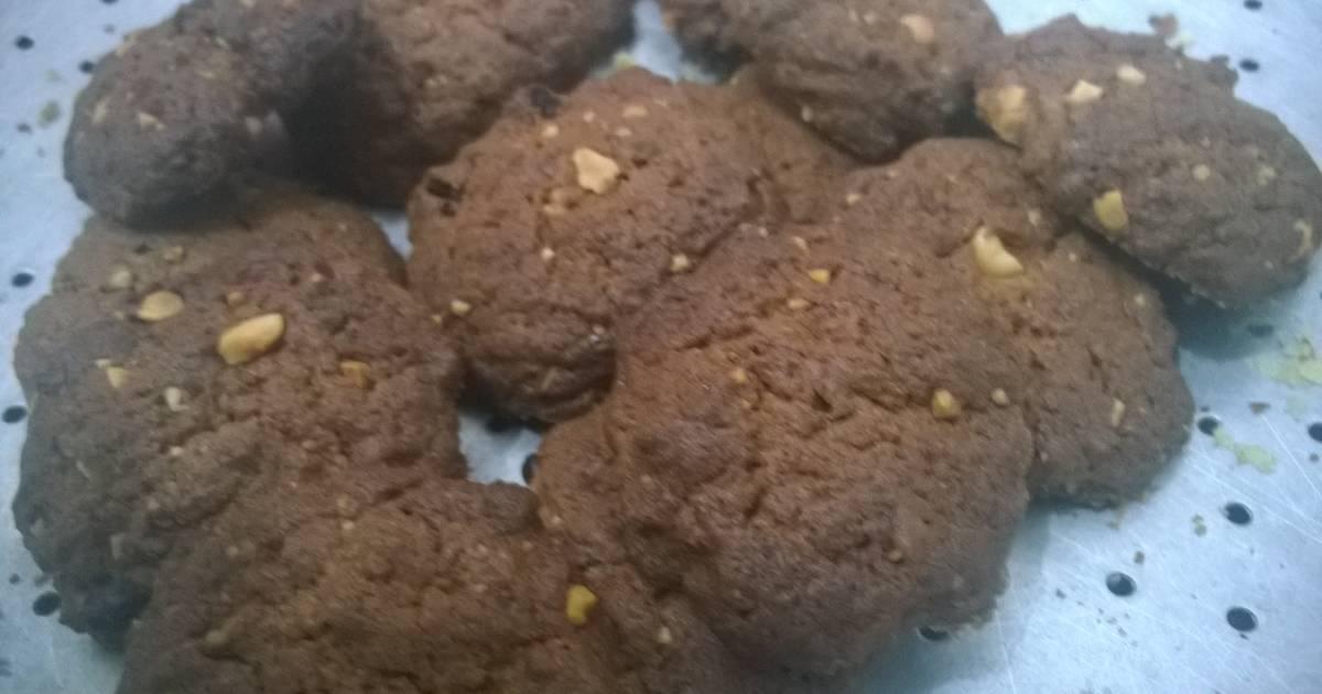 Resep Cadbury Choco Cookies cruncy kressss