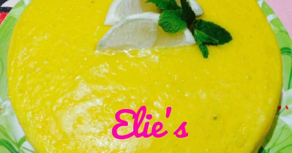 Resep Bolu Lemon lembut 🍋