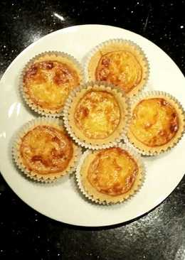 Cheese Egg Tart