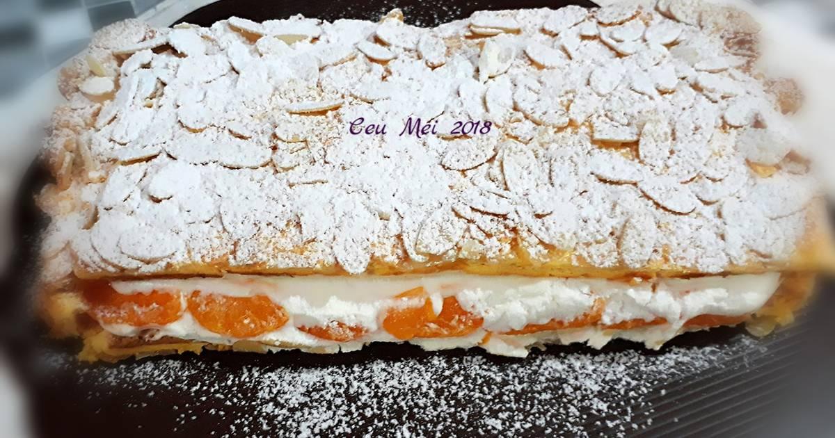 Resep Cake Durian Jtt: 43 Resep Almon Budapest Cake Enak Dan Sederhana