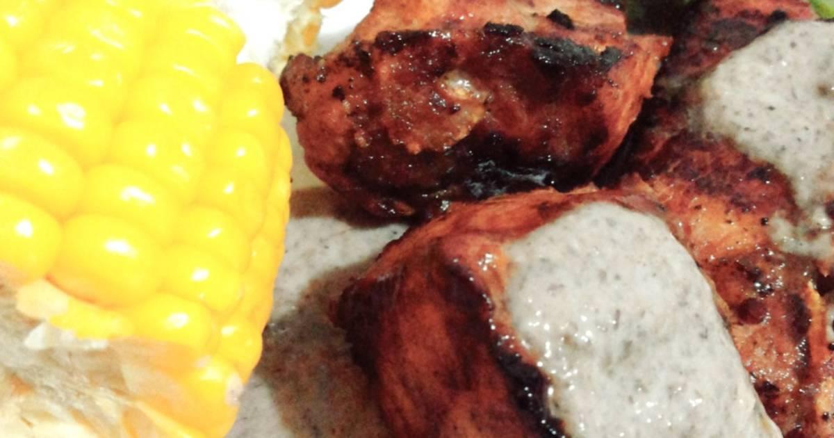 7 resep daging babi saus madu enak dan sederhana   cookpad