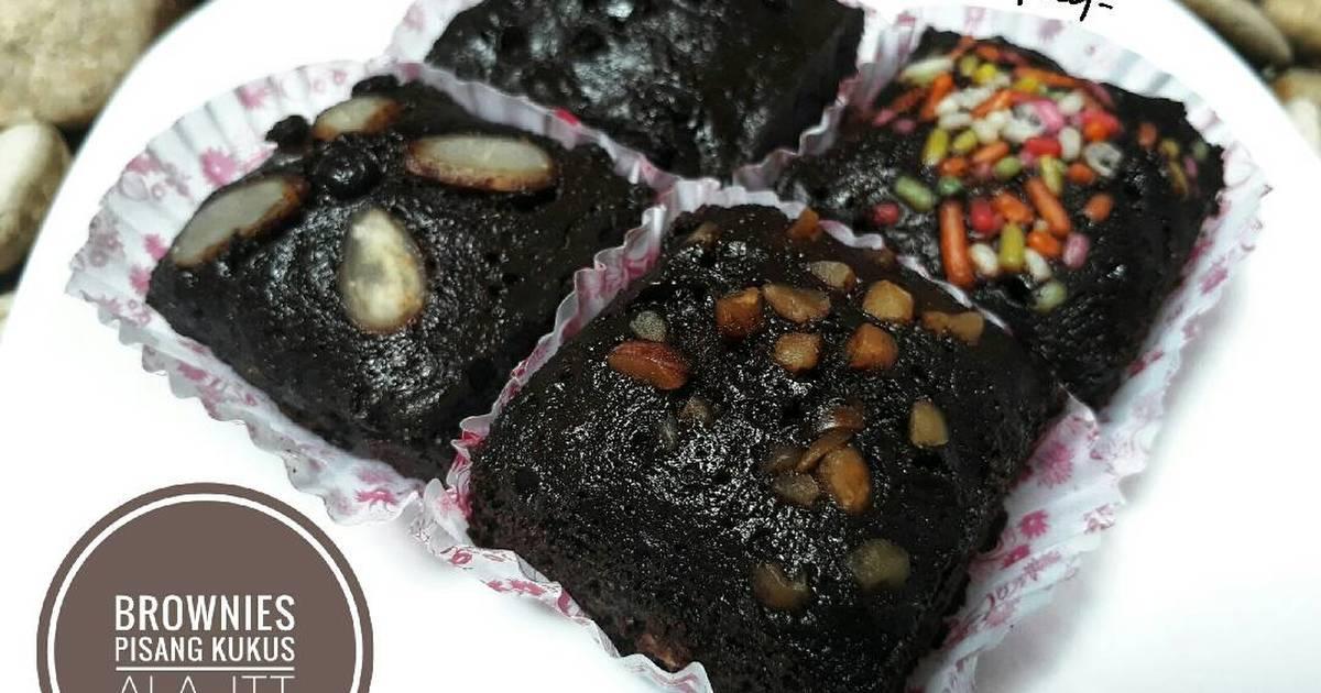 Brownies Kukus Pisang: 1.024 Resep Jtt Enak Dan Sederhana