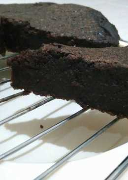 Super Moist and easy Chocolate Cake / kue coklat super lembut
