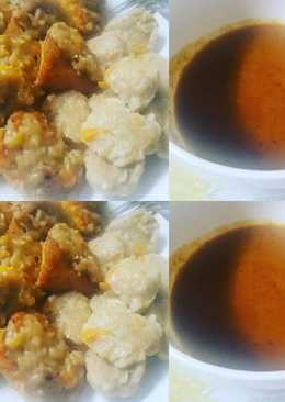 Siomay lobster