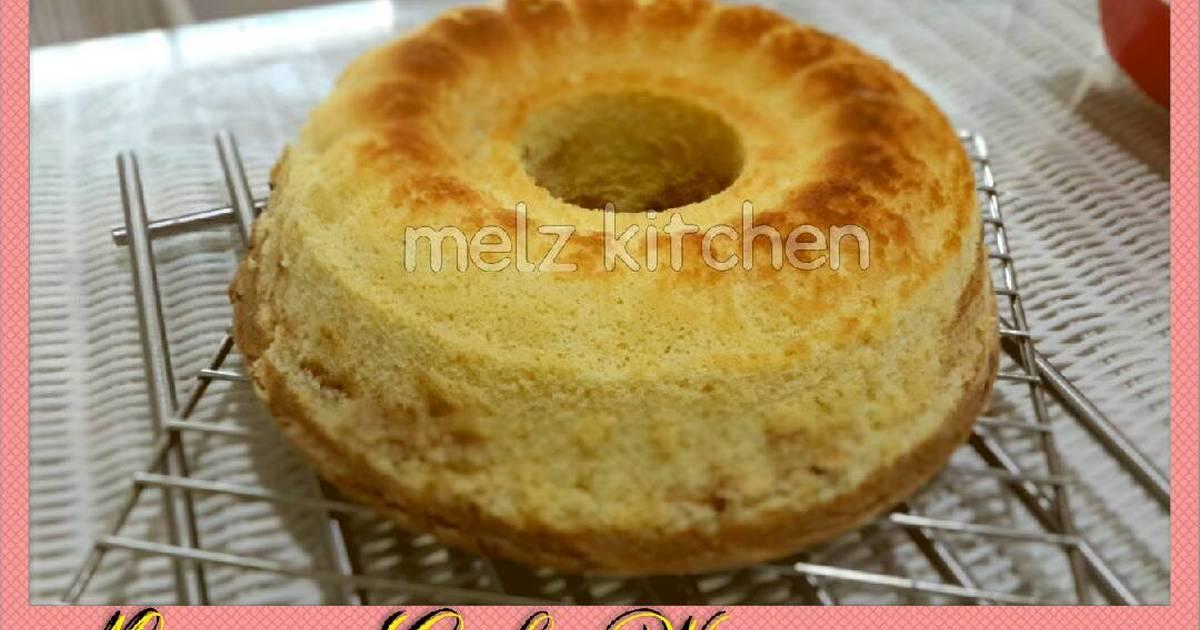 Resep Marmer Cake Warisan