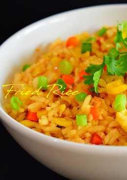 Nasi Goreng Jepang (Hibachi Fried Rice)