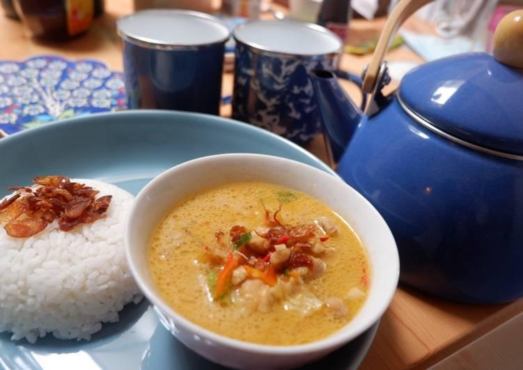 Resep Nasi Tongseng Ayam Oleh Wok by Celi